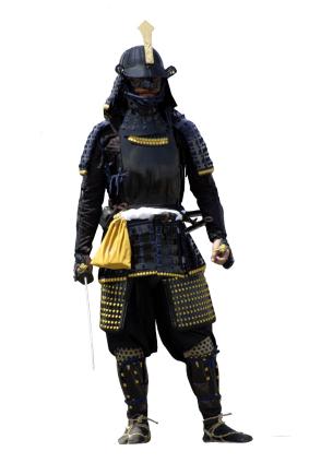 SUPER Stylised Challenge - August 2008 - Ancient Warrior