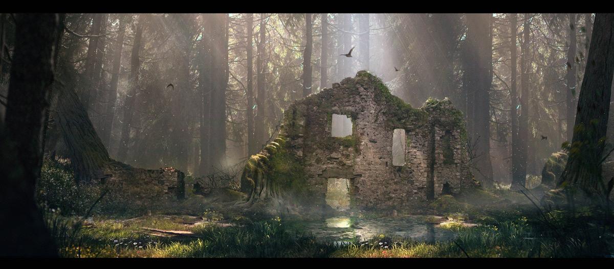 'Magical Forest 2' by José Julián Londoño Calle