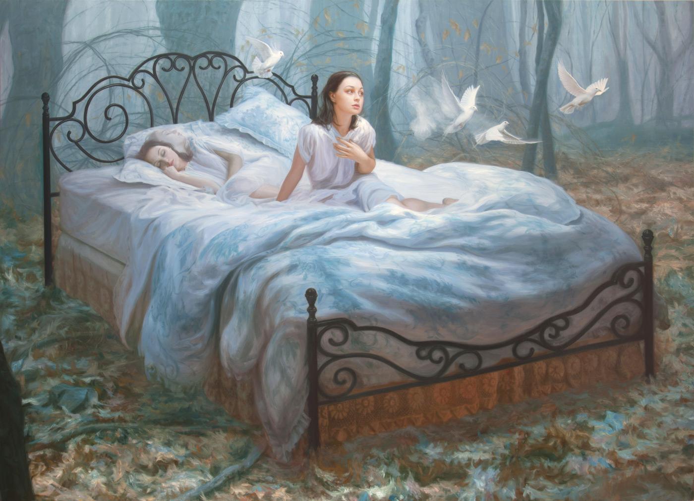 Awakening ©Dorian Vallejo