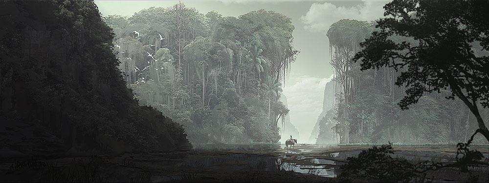 Enter the jungle by Masahiro Sawada ©msaw