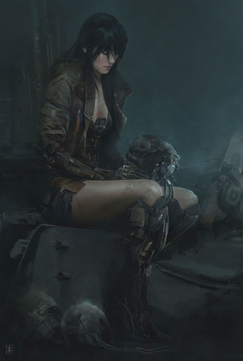 No Ghost © Eve Ventrue