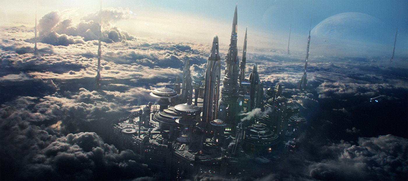 Cloud City by Saby Menyhei © Saby Menyhei