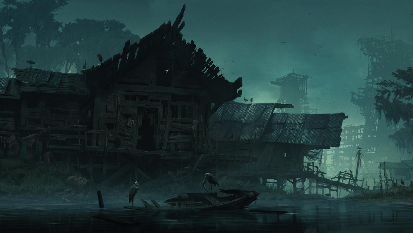Drowning City by Robby Johnson ©Robby Johnson