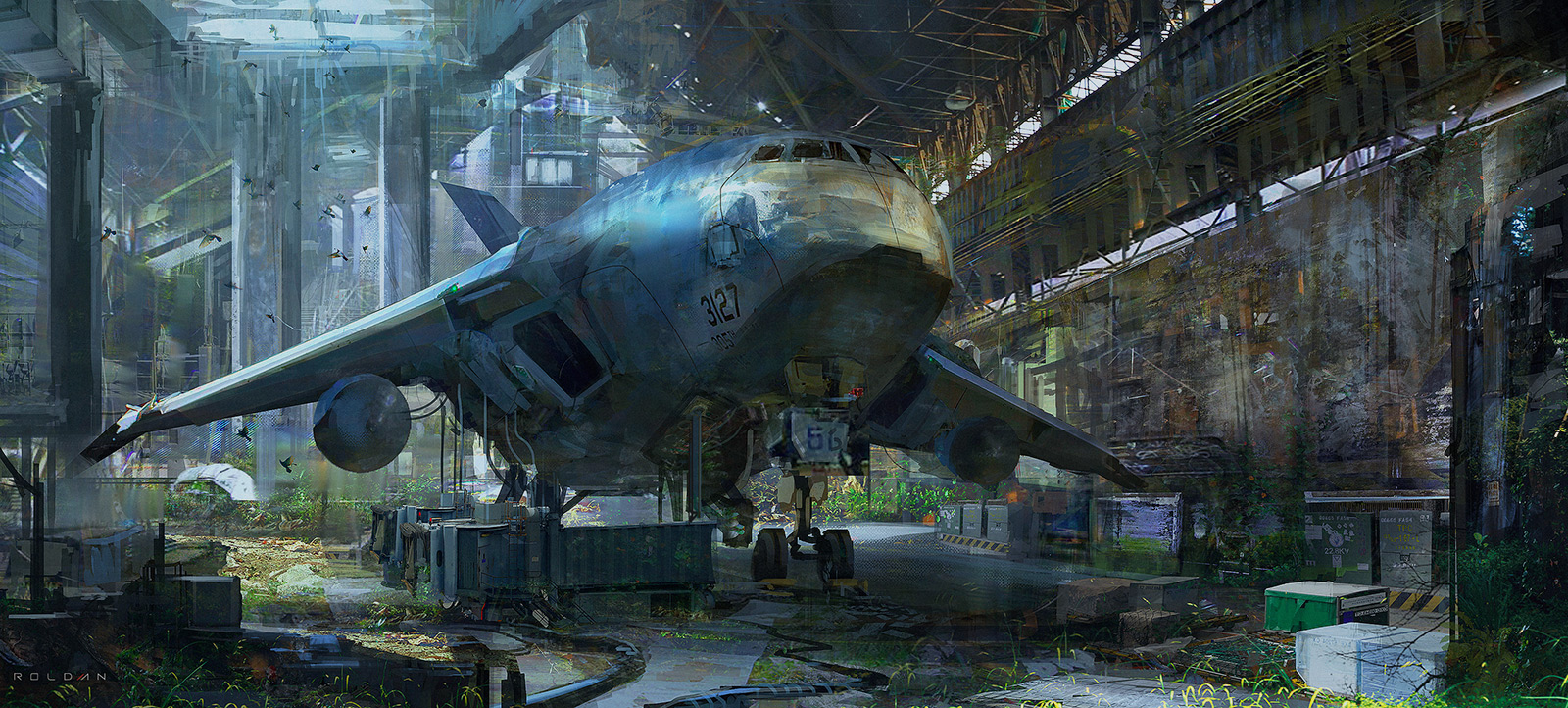 how to become a concept artist for movies reddit